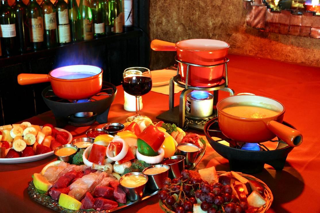 Image result for fondue 70s