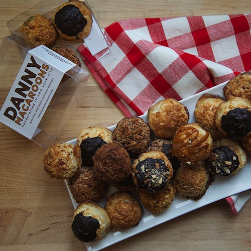 Danny Macaroons, courtesy of Food & Wine Magazine. PHOTO BY KIRSTEN STAMN